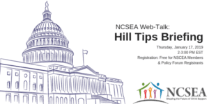 2019 Hill Tips Briefing