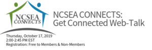 NCSEA CONNECTS: Get Connected Web-Talk