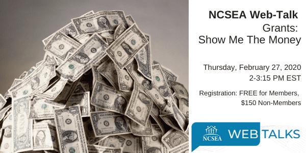 Grants: Show Me the Money