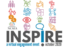 NCSEA INSPIRE - A Virtual Engagement Event