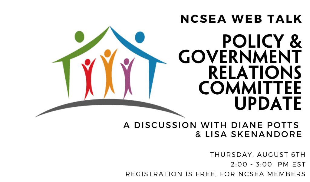 NCSEA PGR Committee Update